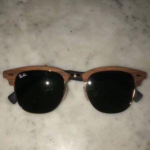 ray ban sunglasses !